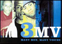Many Men, Many Voices Logo